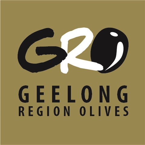 Geelong Region Olives logo