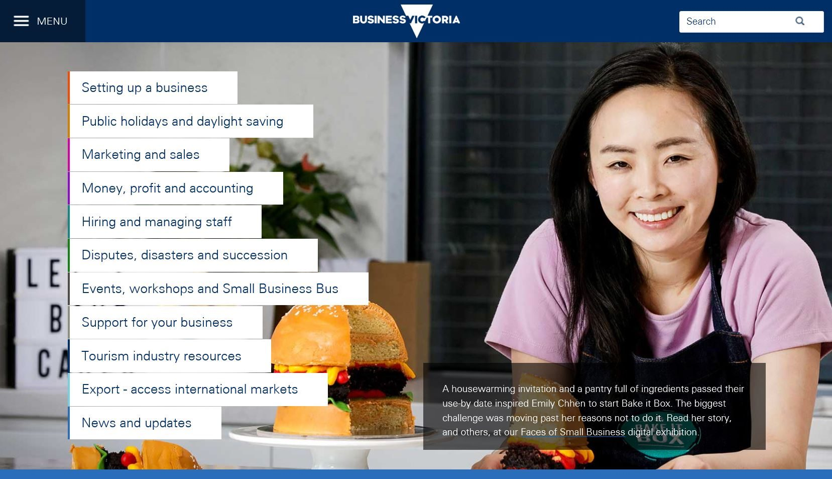 Small Business Victoria website.JPG