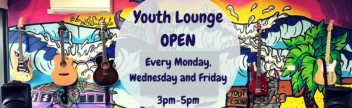 Youth Lounge Banner