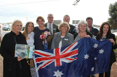 Aus Day group with flag.jpg