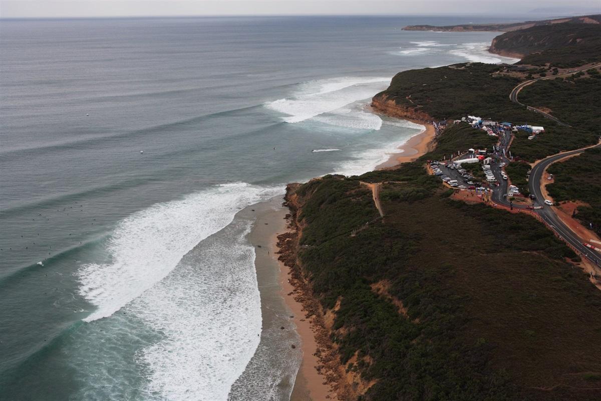 bells beach surfing recreational reserve